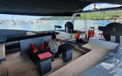 Le yacht Sharlou, client satisfait !
